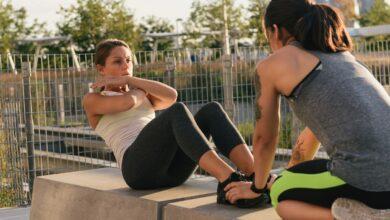 10 exercices pour mettre vos abdominaux en forme