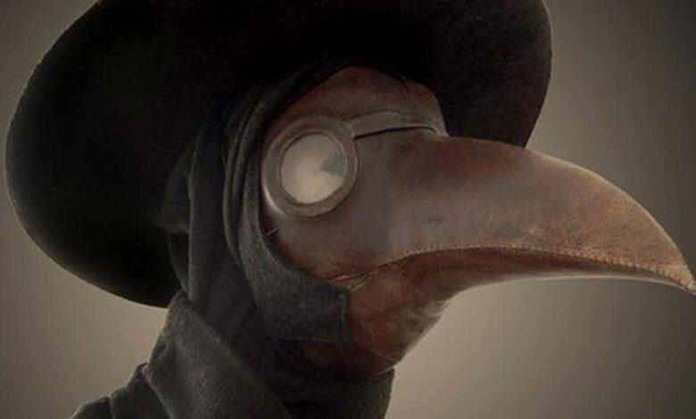 Plague Doctor Mask, Steno Museum