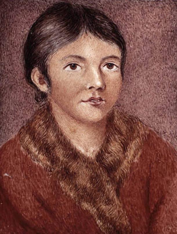 Demasduit (Mary March), une femme béothuk.