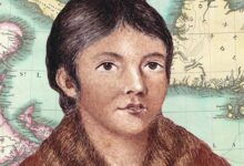 A Beothuk woman named Demasduit