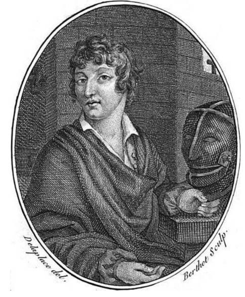 L'homme au masque de fer, selon Regnault-Warin MJJ, 1804