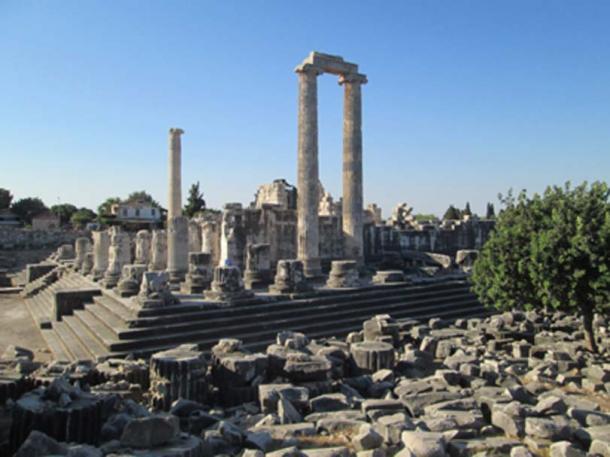 Le temple d'Apollon à Didyma. (Hekataios von Milet / CC BY-SA 4.0)