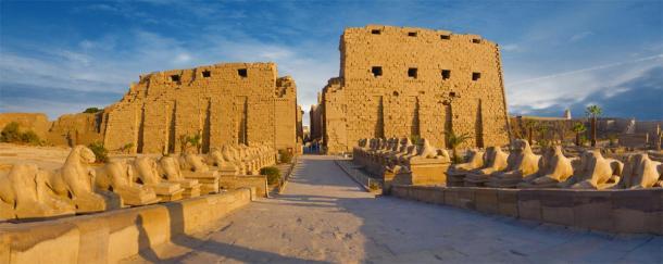 Grand temple d'Amon, Karnak, Égypte. (Anton / Adobe stock)