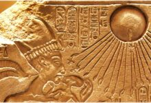Considering how important the illumined sun disk was to Akhenaten and the Amarna period, it would be fascinating if we could detect any possible connection, correlation and perhaps even causation between historical events and ancient Egyptian solar eclipses of the Amarna era. Source: Osama Shukir Muhammed Amin / CC BY-SA 4.0