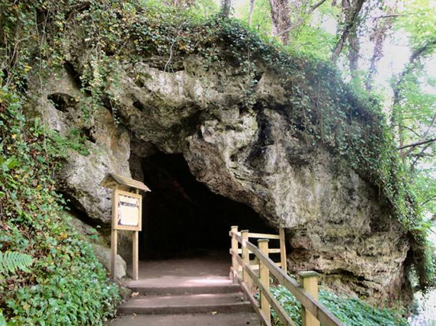 La grotte de la mère Shipton.