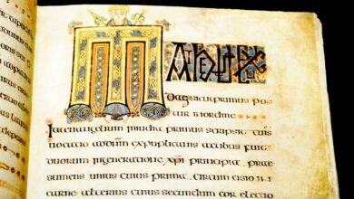 The Book of Kells: An Immortal Cultural Heritage of the Gaels