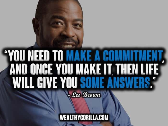 Les Brown Quotes - Image (2)