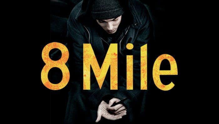 Films d'inspiration - 8 Mile