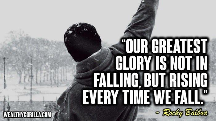 Citations de Rocky Balboa
