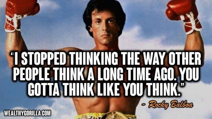 Citations de Rocky Balboa (4)