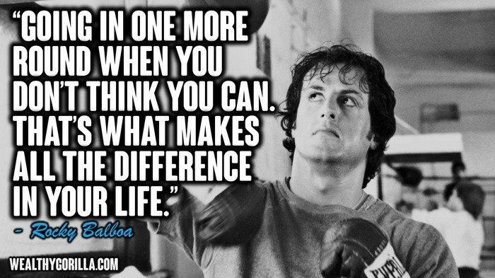 Citations de Rocky Balboa (6)