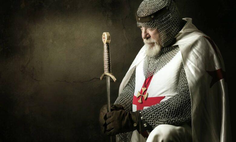 Solemn Knights Templar.