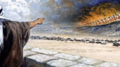 Does Historical Account of 'Chariots in the Clouds' Actually Describe UFOs?