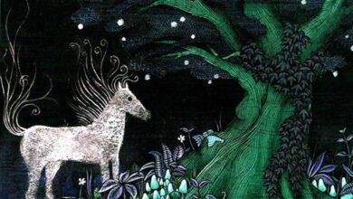 Celtic Creation Myth – Eiocha and the one tree.