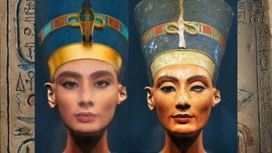 Nefertiti Facial Reconstruction.