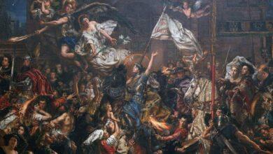 Photo de En parlant des anges et des saints : L'histoire de Jeanne d'Arc