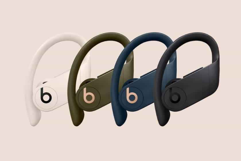 Les meilleurs écouteurs sans fil - Beats Powerbeats Pro