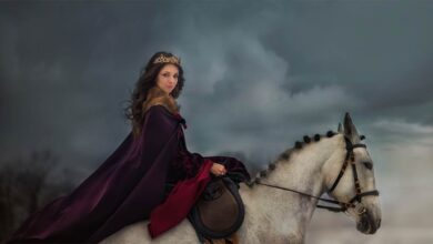 Medieval Queen. Credit: Julia Shepeleva / Adobe Stock