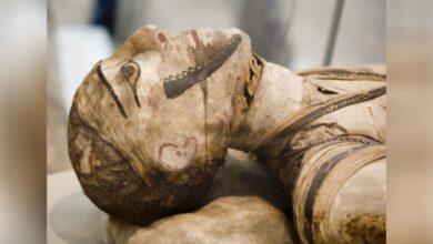 Photo de Neuf parties de l'âme humaine selon les anciens Egyptiens