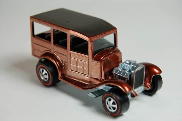 Les Hot Wheels les plus chers - 1969 Brown '31 Woody