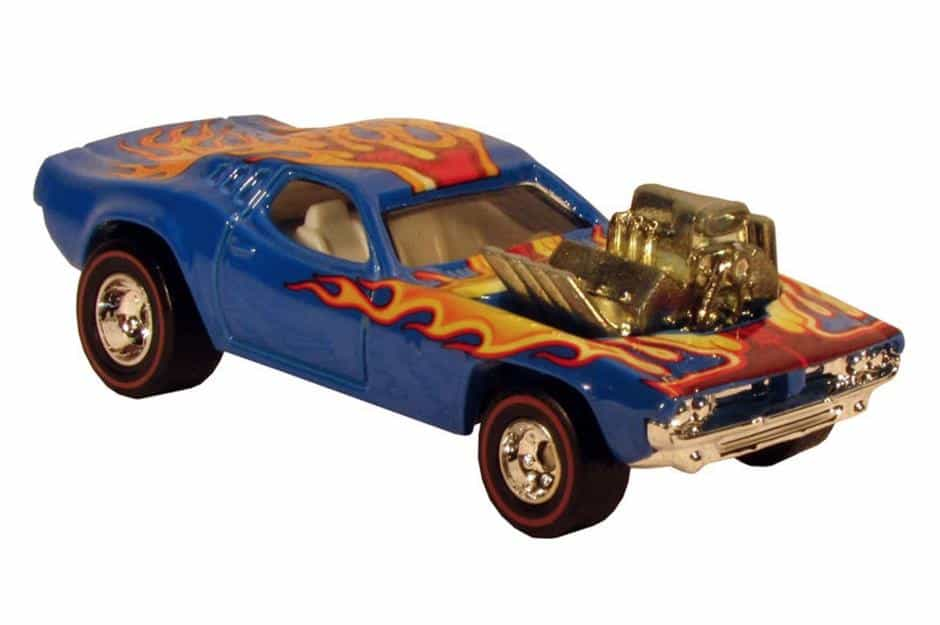 Les Hot Wheels les plus chers - Blue Rodger Dodger 1974