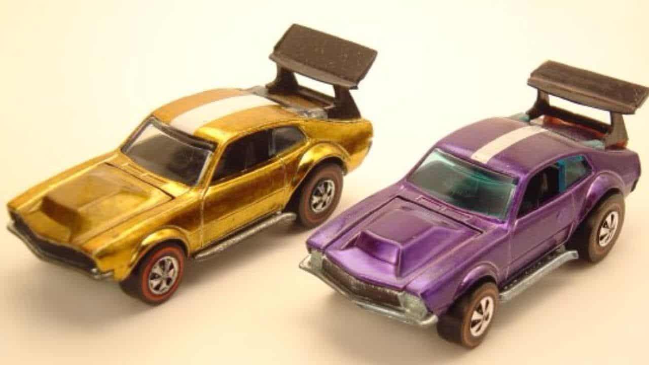 Les Hot Wheels les plus chers - Base de Mad Maverick 1970