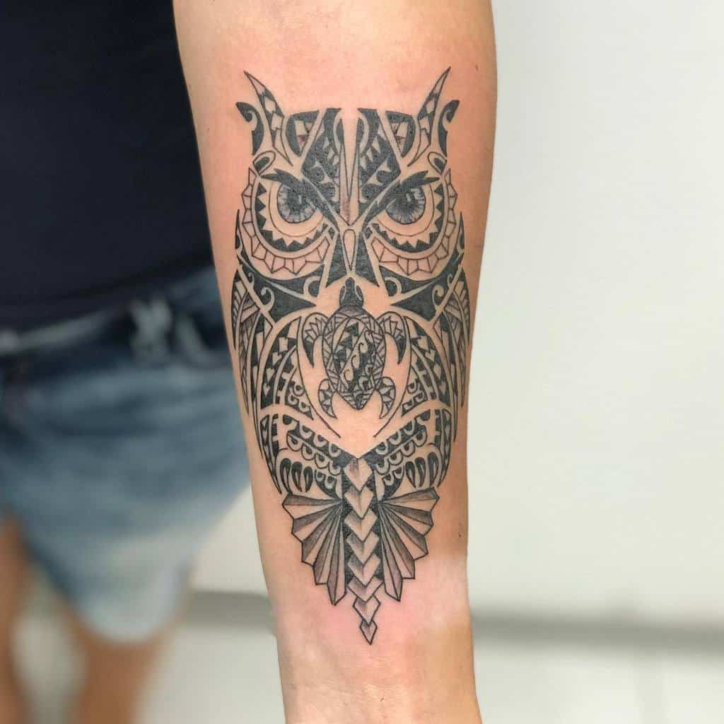 Tatouages de petits animaux tribaux michael_tattoo_pierc