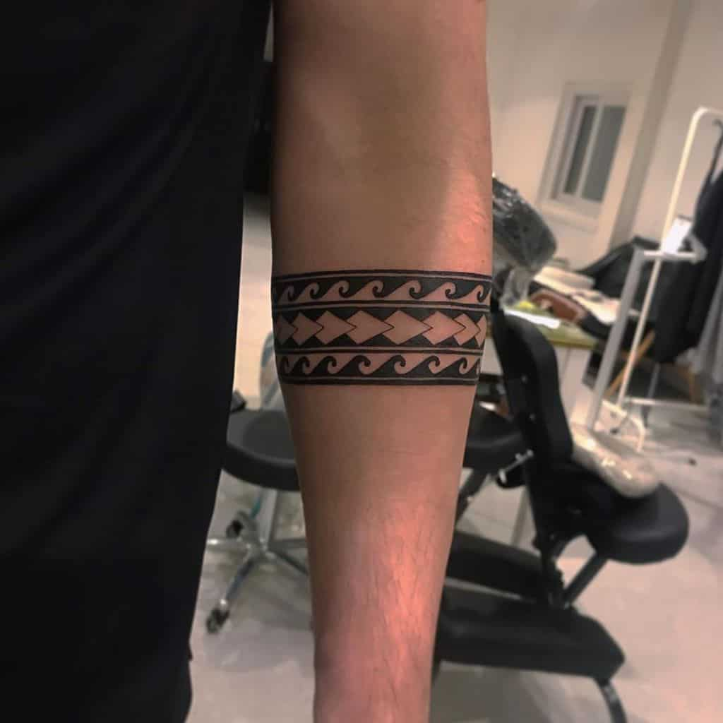 Tatouages de petites tribus polynésiennes tattooist_showhwan