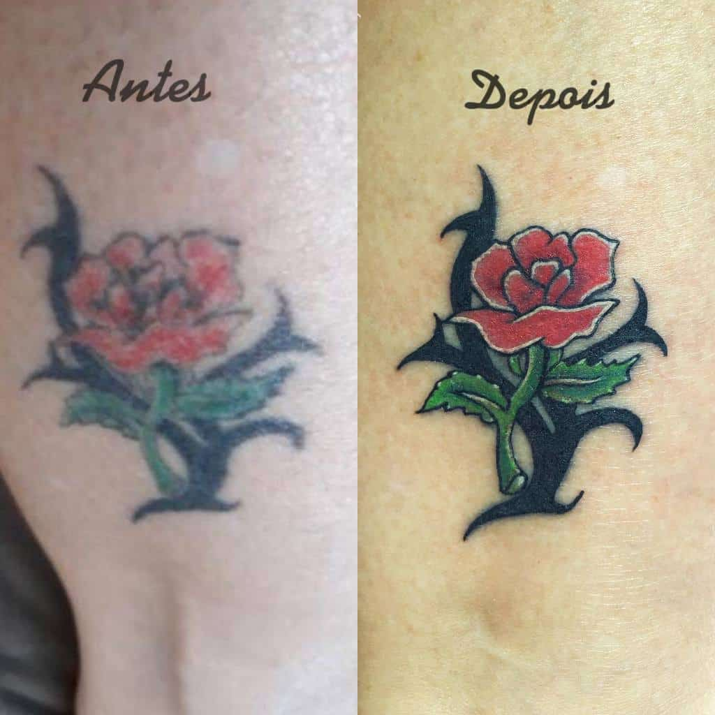 dissimuler les tatouages de roses tribales lnavarrotattoo