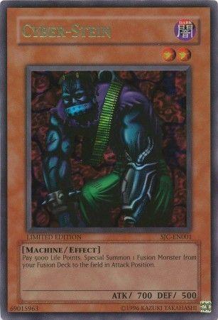 Les cartes Yu Gi Oh ! les plus chères - Édition spéciale Cyber Stein