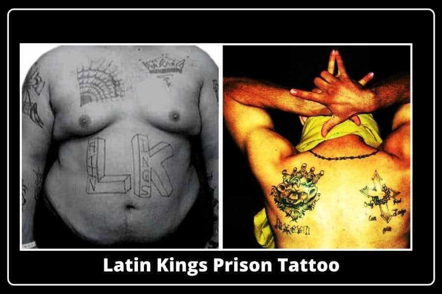 Tatouages de la prison des Rois latins