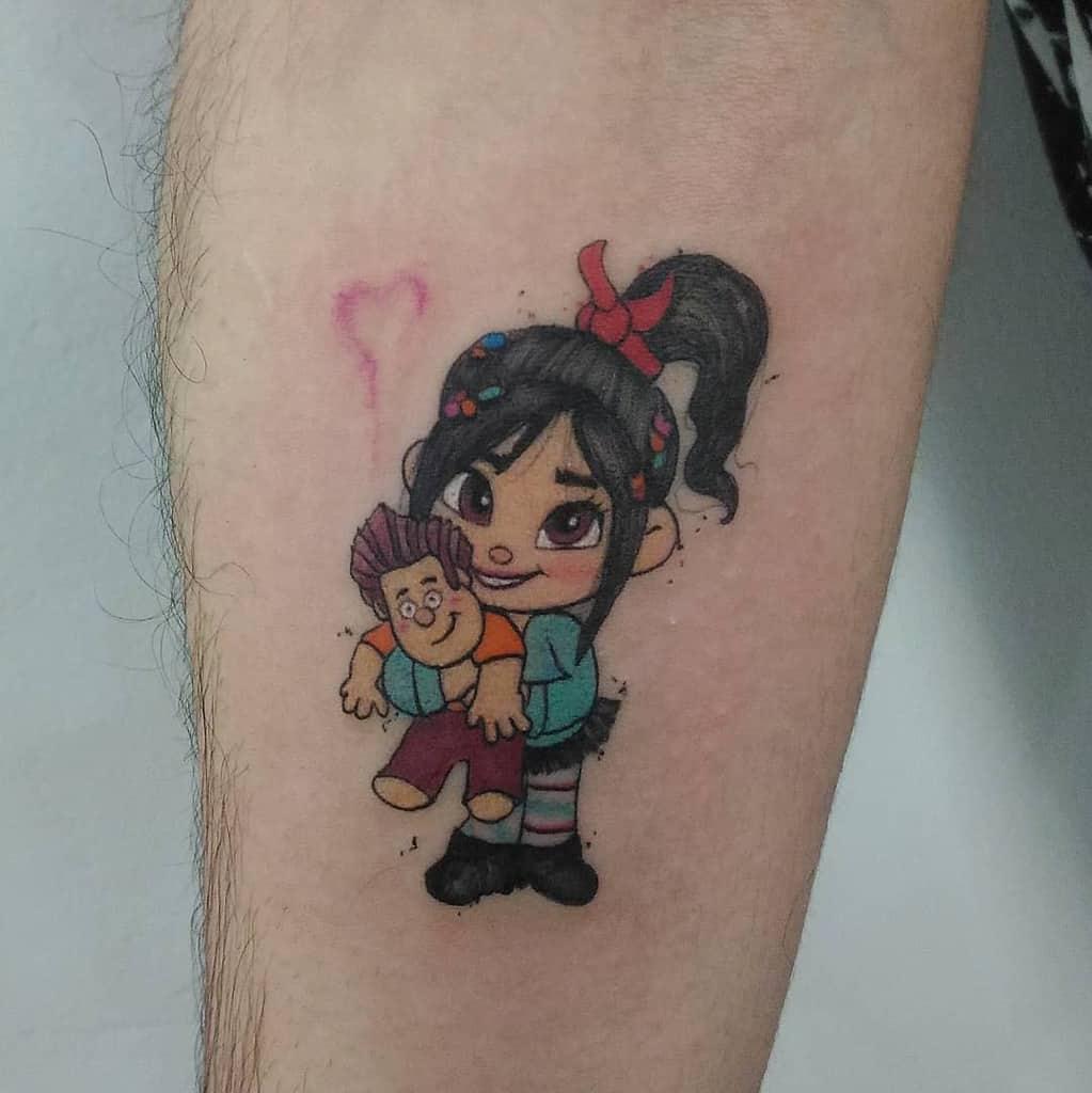 Tatouages Disney et tatouage