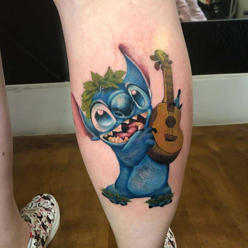 Les petits tatouages mignons de Disney : les cassiehoughtontattoos