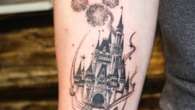 Top 71 Best Small Disney Tattoo Ideas – [2020 Inspiration Guide]