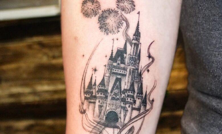Top 71 Best Small Disney Tattoo Ideas – [2020 Inspiration Guide]
