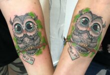 Top 51 Best Small Owl Tattoo Ideas – [2020 Inspiration Guide]