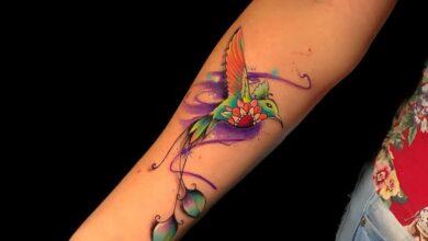 Top 61 Best Small Bird Tattoo Ideas – [2020 Inspiration Guide]