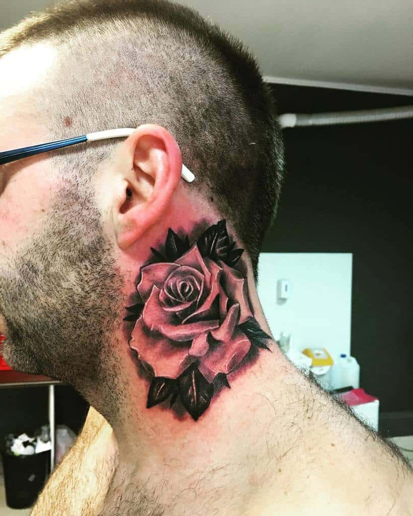 Tatouages cols roses ombragés gentleman_tattoo_club