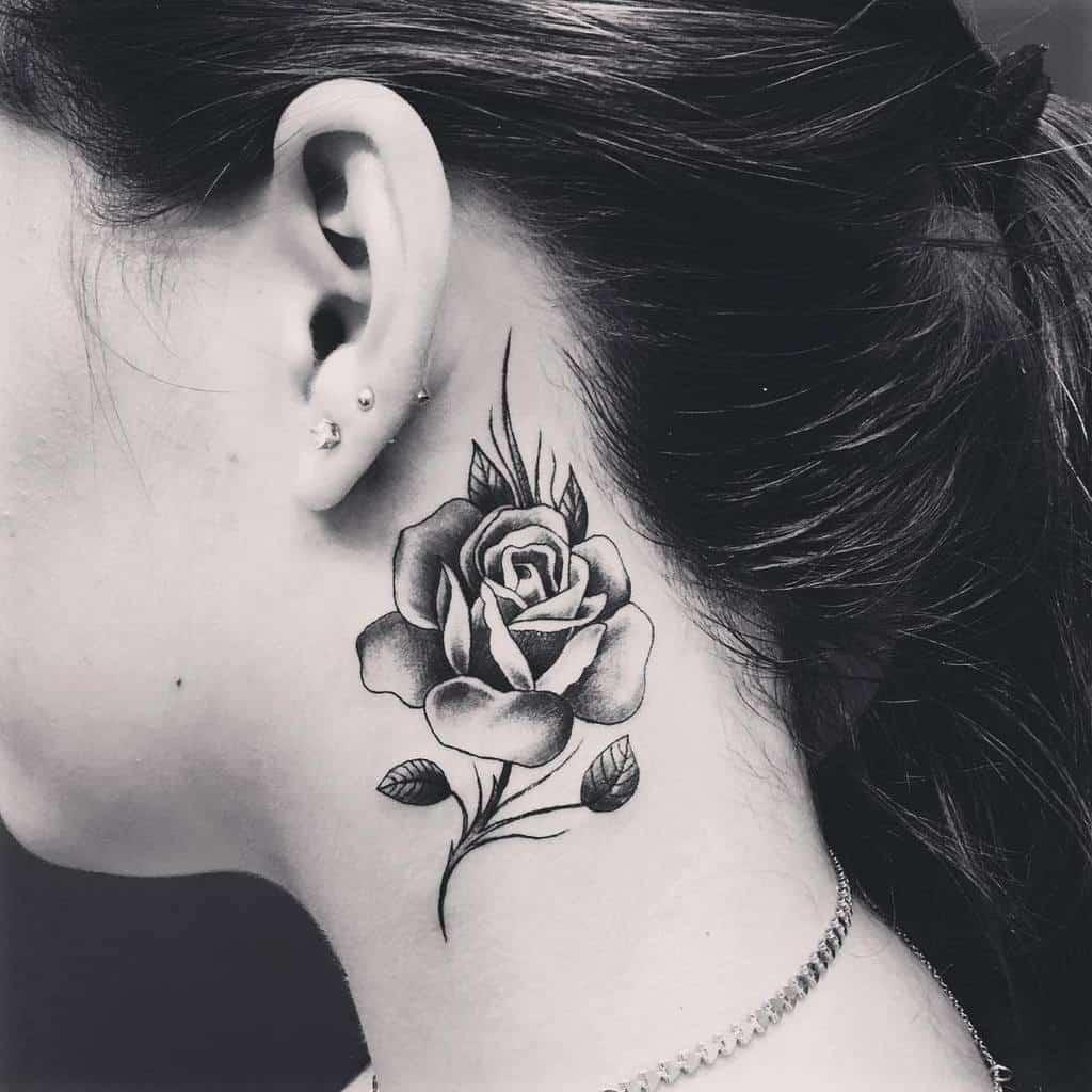 tatouages de col de rose de tige pedro_paiva_estigmattoo