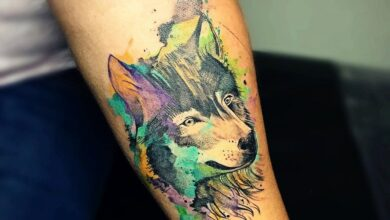 Top 49 Best Small Wolf Tattoo Ideas – [2020 Inspiration Guide]