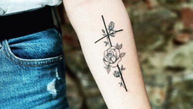 Top 69 Best Small Cross Tattoo Ideas – [2020 Inspiration Guide]