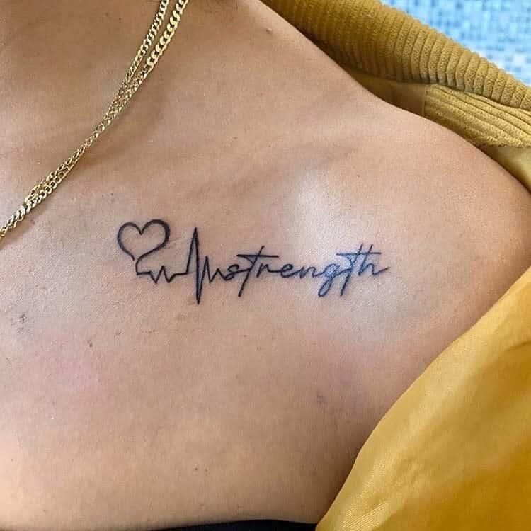 Petits tatouages significatifs de Qoute Conejomaloink