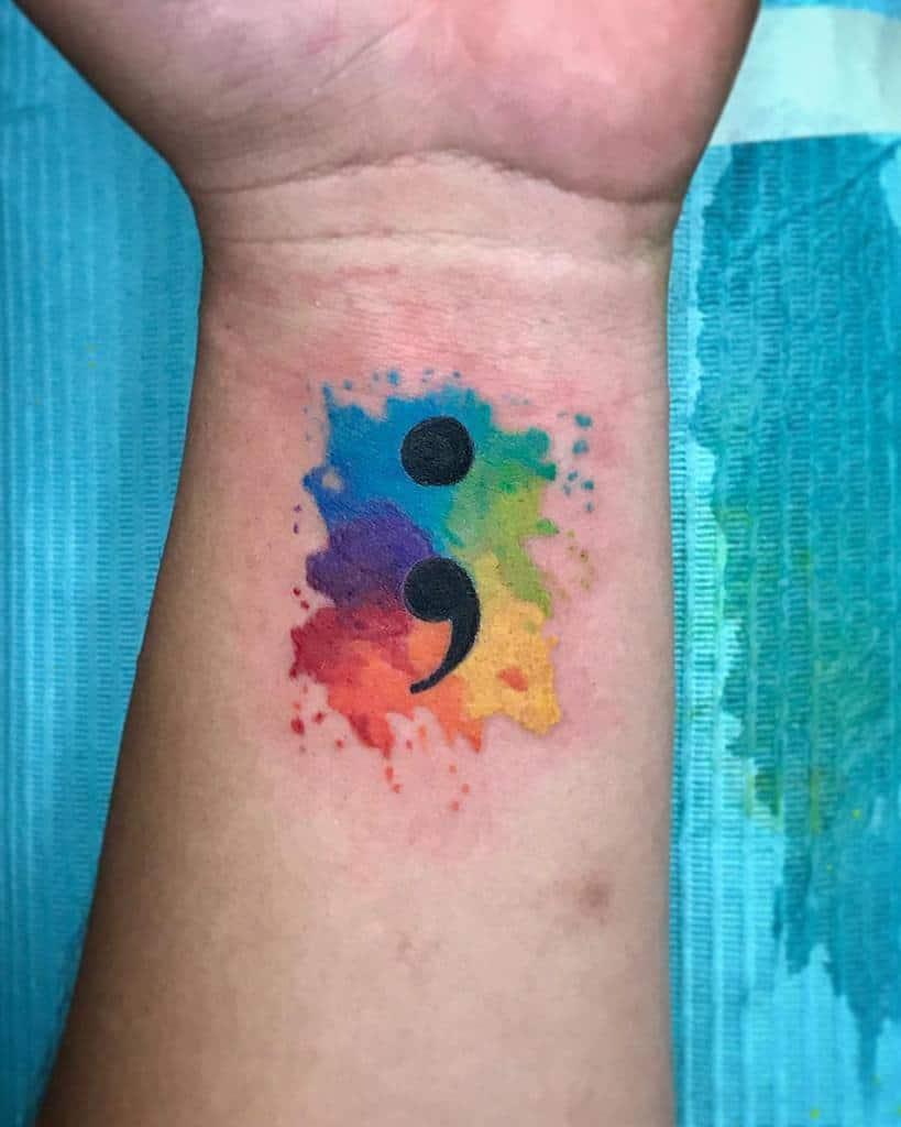 Petits tatouages de poignet significatifs Noluckjedi