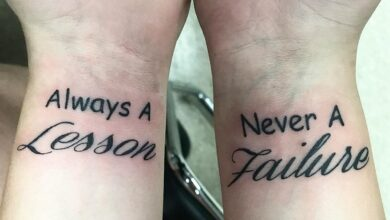 Photo de Top 67 des meilleures petites idées de tatouage significatives