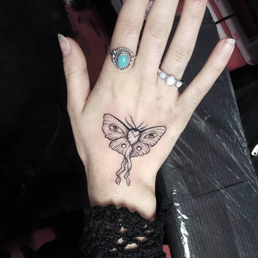 Mignons petits doigts Tatouages de main Bébé.salope.tatouages