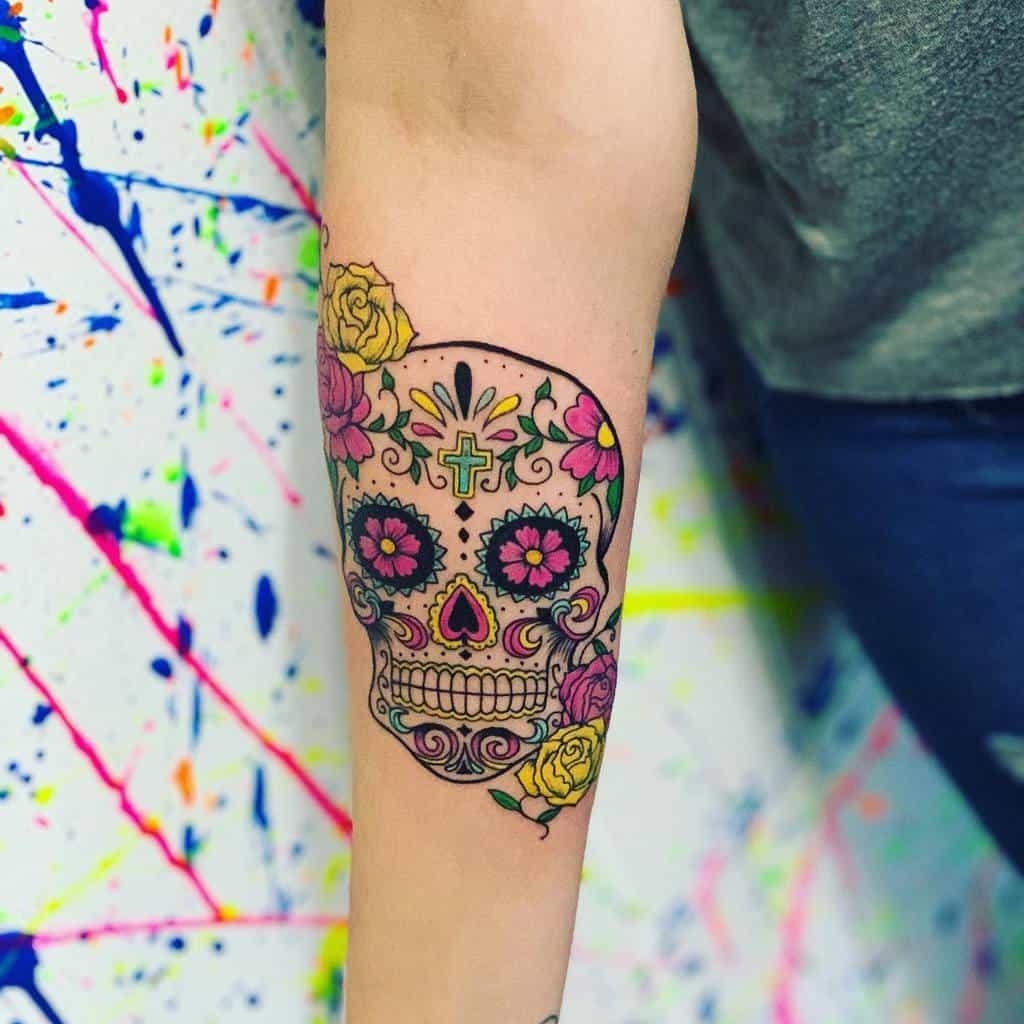 Mignons petits tatouages d'avant-bras Estebitan Zc