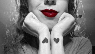 Top 71 Best Small Heart Tattoo Ideas – [2020 Inspiration Guide]