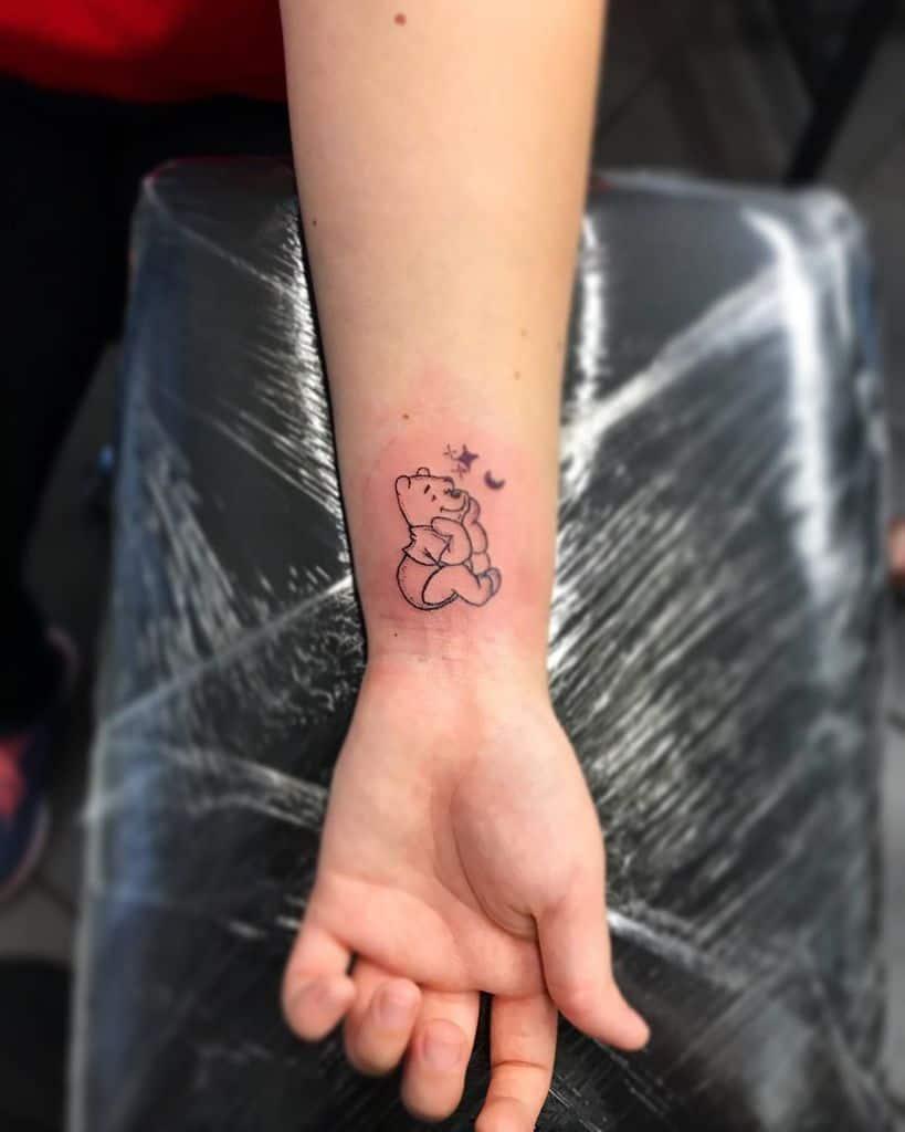 Tatouages mignons de petits poignets Ryanadams.tattoo