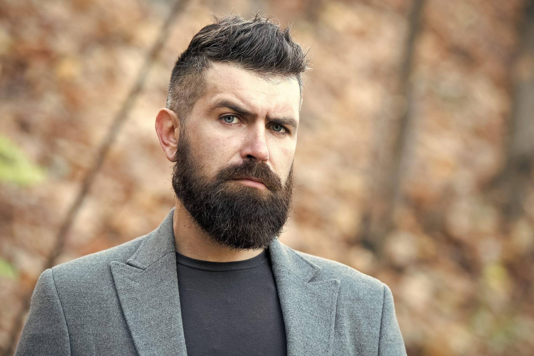 barbe d'hystérique