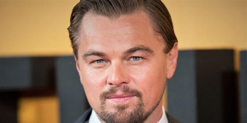 Barbe en cercle de Leaonardo DiCaprio